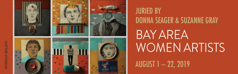 Marsha Balian's Work on View This Summer and Fall
