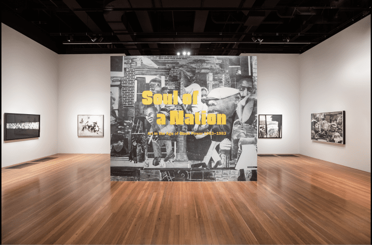 """Soul of a Nation: Art in the Age of Black Power 1963–1983,"" an Artist's Impressions"